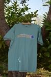 T-shirt, azzurro marino