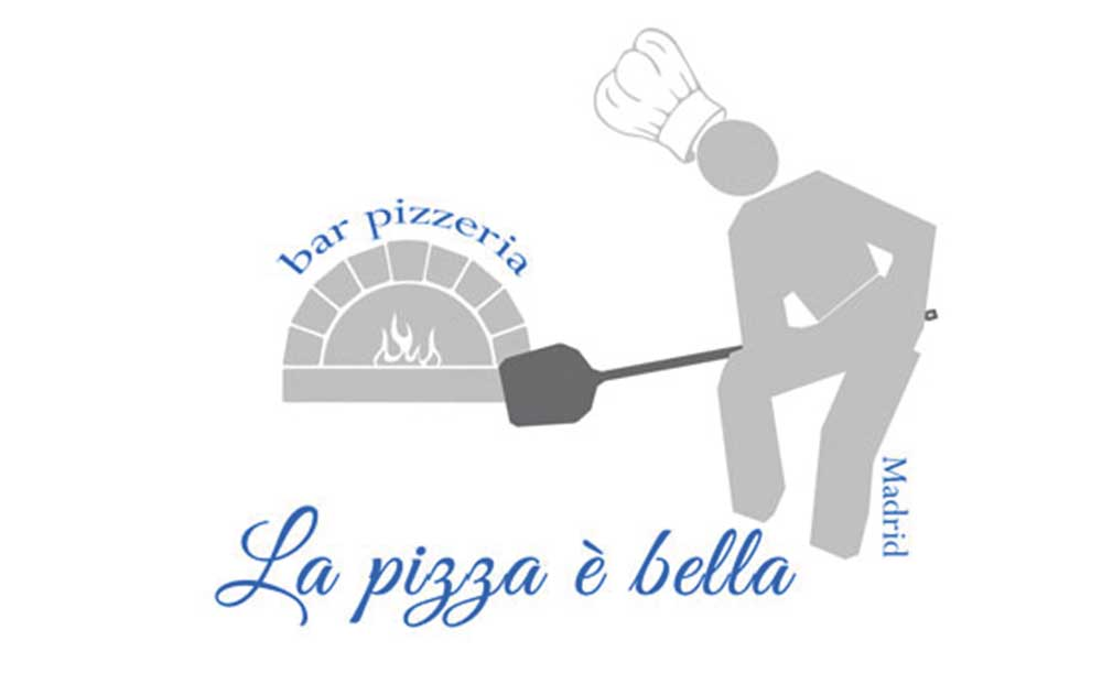 La pizza è bella